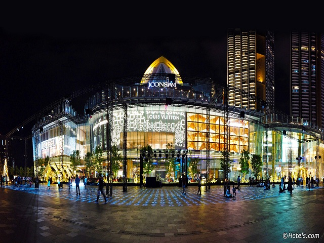 icon siam shopping mall